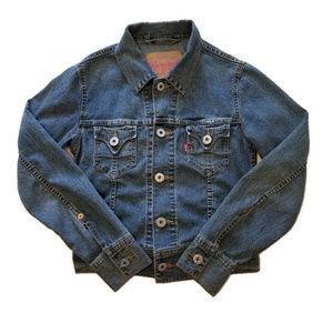 Levi Strauss & Co. Men's Jean Jacket Size S